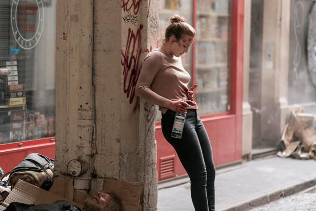 Killing Eve. Villanelle's scene that almost killed actress Jodie Comer - video