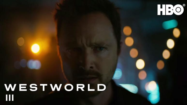 First Westworld season 3 trailer, released minutes before Game of Thrones series finale - video