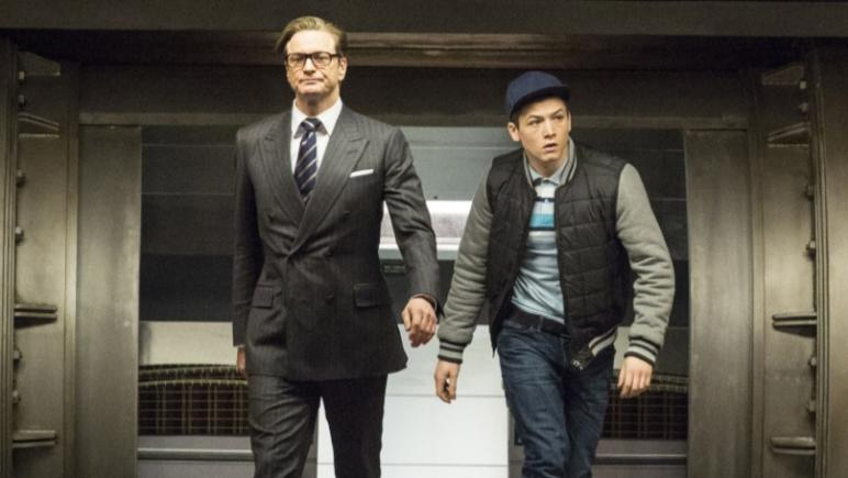 Taron Egerton will be back for a third Kingsman movie