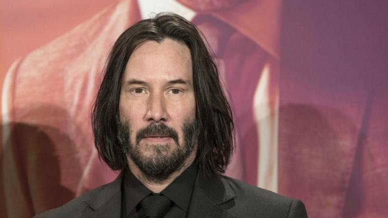 What does love mean for Keanu Reeves