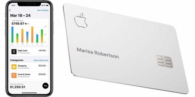Thousands of Apple retail workers are testing Apple Card ahead of summer launch