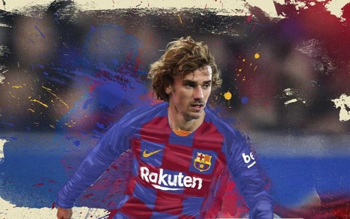 Griezmann completes 120m euro Barcelona transfer, 800m euro release clause