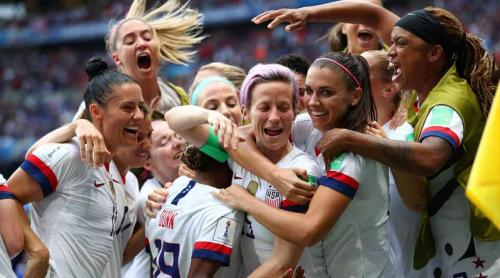 United States win Women's World Cup