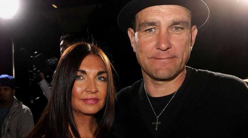 Vinnie Jones' wife, Tanya, has passed away following a 'long illness'